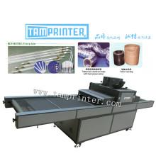 TM-UV750L venda quente 4000X980mmx1350mm 750mm UV máquina equipamento de secagem de cura