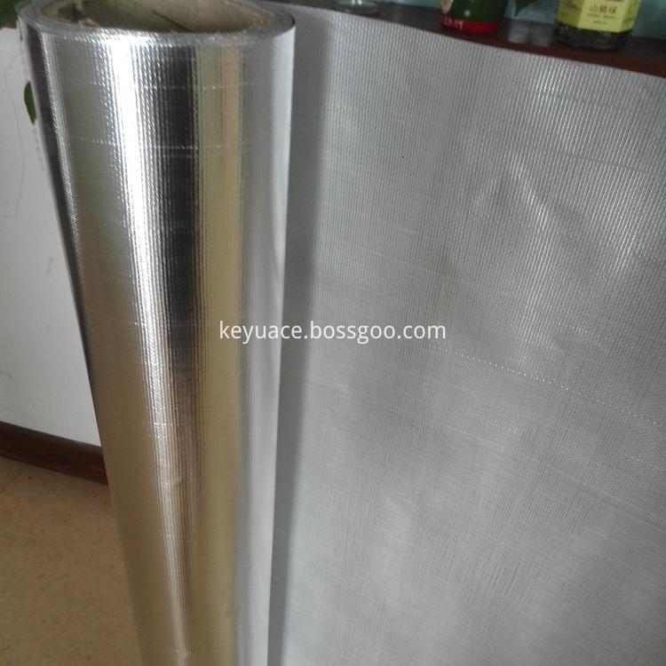 Aluminum Foil Coated Glass Fiber Cloth
