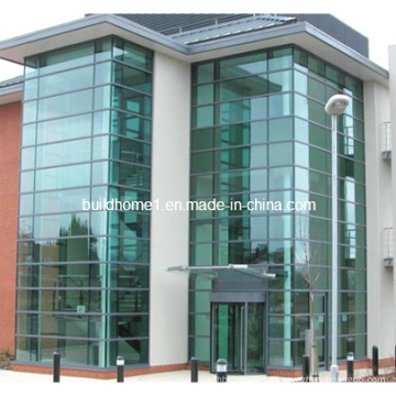 Made to Measure High Thermally Insulated Double Glass Curtain Walls