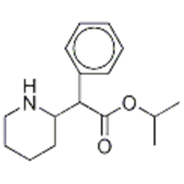 dl-threo-Ritalinic Acid Isopropyl Ester CAS 93148-46-0