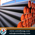 ASME B36.10 seamless carbon steel pipe