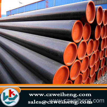 Seamless Steel Tubes and Pipes