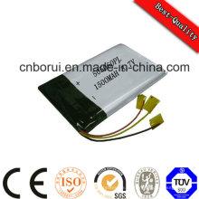 3.7V 400mAh Lithium-Ionen-Batterie Lithium-Polymer-Akku Gute Qualität OEM-Batterie für Blueteeth MP3 602040