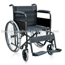 Best seller CE Certificated Folding Wheelchair 38.50USD !! Sample free