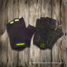 Weight Lifting Glove-Safety Glove-Work Glove-Indsutrial Glove-Sport Glove-Half Finger Glove