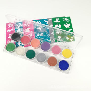 Waterbased Party Health Palette Palette Face