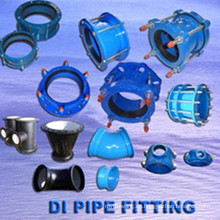 Servicio de OEM Ductile Iron Pipe Fittings