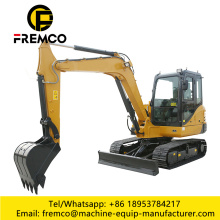 36t Hydraulic Big Earthmoving Machinery