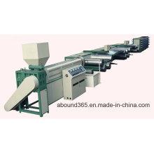Máquina plana de la extrusión del hilo de los PP / máquina de dibujo