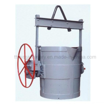 Electric Hot Metal Steel Ladle Foundry Machine