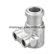 Feinguss CNC-Bearbeitung Rohrverschraubungen