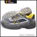 Industrial Leather Safety Shoes with PU Sole (SN5397)