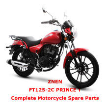 ZNEN FT125-2C PRINCE T Complete Motorcycle Spare Parts
