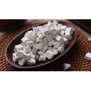 Medicina di erbe naturale organico bianco Poria Cocos