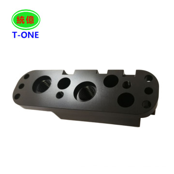 Cnc Machining Services Supplier High Demand Clamp Block Aluminum Parts For Diving Equipment