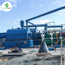 Expert Guidance Waste Tyre Pyrolisys Plant Pyrolysis Oil Plant Pyrolysis Waste to Diesel
