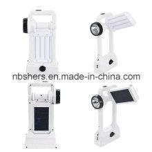 Lanterne solaire à LED 24 LED, torche LED 1W, USB