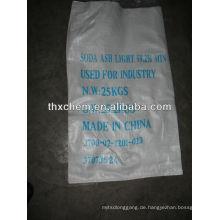 Soda ash light Hersteller in China