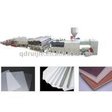 Alta função-PVC máquina de placa de espuma de crosta