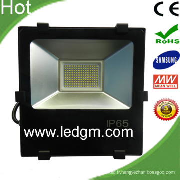 Meanwell pilote 277V 150W LED Flood Light Outdoor