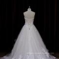 Real Sample New Model 2016 New Ladies Wedding Dress
