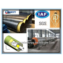 seamless insulation pipe