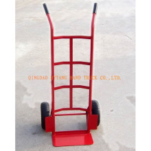 popular hand trolley,200kgs capacity,own weight 9.8kgs.