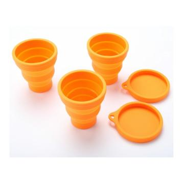 Shock-proof Silicone Drinking Fleksibel Cup