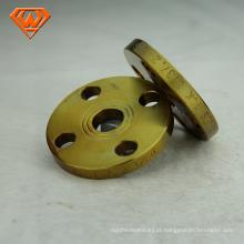 braçadeira da flange da tubulação do ferro fundido