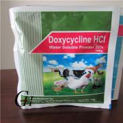 Doxycycline HCL Polvo soluble en agua 20%