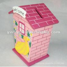Caja de ahorro de energía eléctrica de madera chino para decoración o regalos
