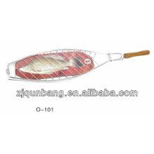 Outil de barbecue et de barbecue en métal ménagé