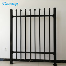 Decorative Aluminium Grill Metal Garden Fence Driveway Fence
