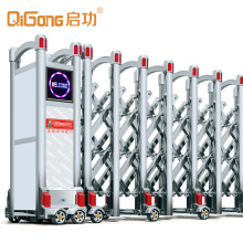 Stainless Steel Factory Main Gate Designs with Intensification Reflector Automatic Qigong