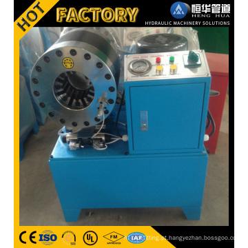 Preço de máquina de friso da mangueira hidráulica dos certificados Dx68 do Ce com grande desconto