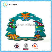 Promotional eco-friendly PVC photo frame for children