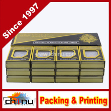 Good Quality Gold Hot Stamp Game Cards, Playing Cards (430007)