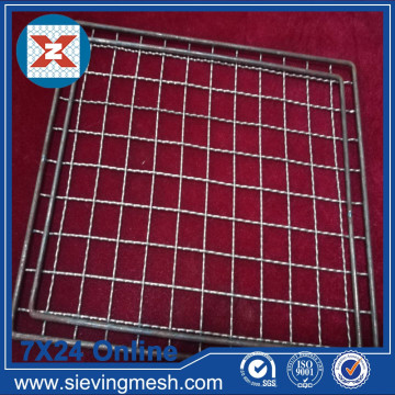 Sheet Mesh Wire Crimped
