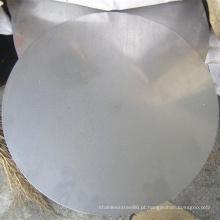 Círculo de aço inoxidável de superfície brilhante laminado de alta qualidade 410