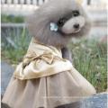 Sommer-heißer verkaufender Hund niedliches Kleid-Haustier-Hochzeits-Kleid für Hund