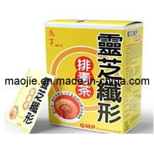 Té de pérdida de peso de desintoxicación Ganoderma (MJ - 2 g * 20bags)