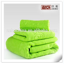 Customized Different size High Quality Colorful Cotton Cheap Beach Towels