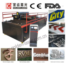 Large Size Laser Cutting Machine for Stainless Steel,Copper,Metal,Acrylic,Wood,Perspex