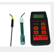Medidor de pH portátil para laboratório pH-8414
