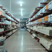 Nanjing Jracking sélectif de bonne qualité magasin commercial rayonnage