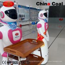 Nouvelle Arrivée Automatique Électrique Restaurant Robot Ym 520