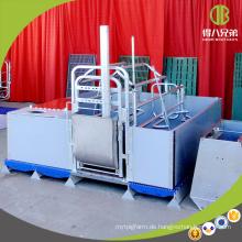 Wholesale Farrowing Crate für Sau Galvanized Farrowing Crate für Verkauf