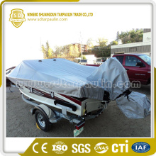 Tough Polyester Fabric Boat Cover