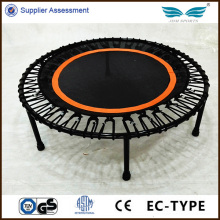 "40"" Bungee Round Trampoline Rebounder with Handle"