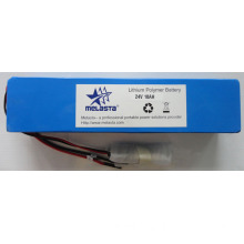 Lithium Polymer Battery Pack 24V 10ah E-Bike Battery (24V 10AH)